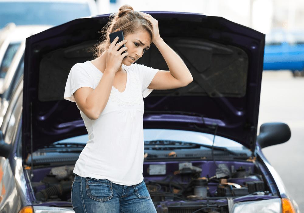 Lee Myles Transmissions Broken Down Car