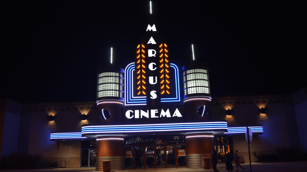 Marcus Theatres Featured Image