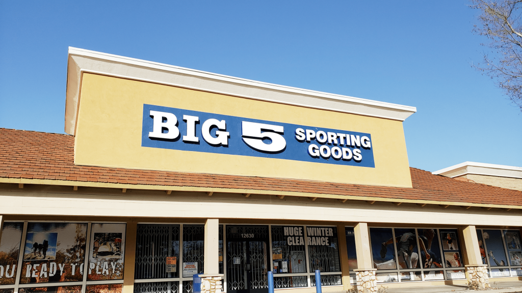 Big 5 Sporting Goods Featured Image
