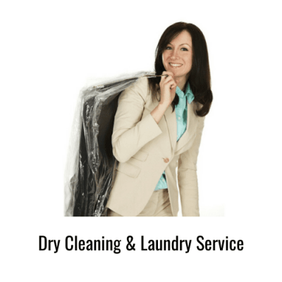 Dry Cleaning and Laundry Service - Savvy Perks