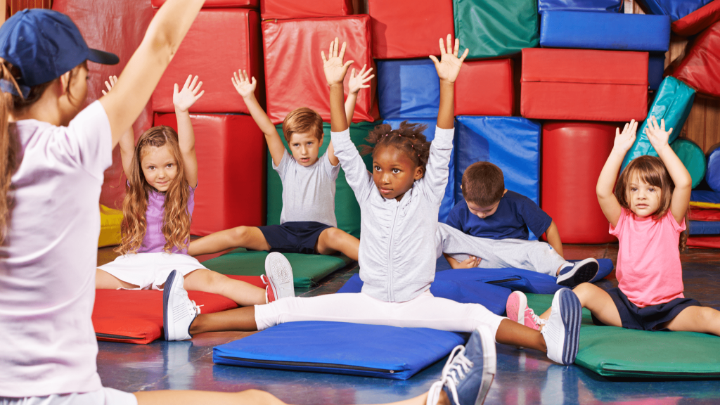 My Gym Children's Fitness Center Featured Image