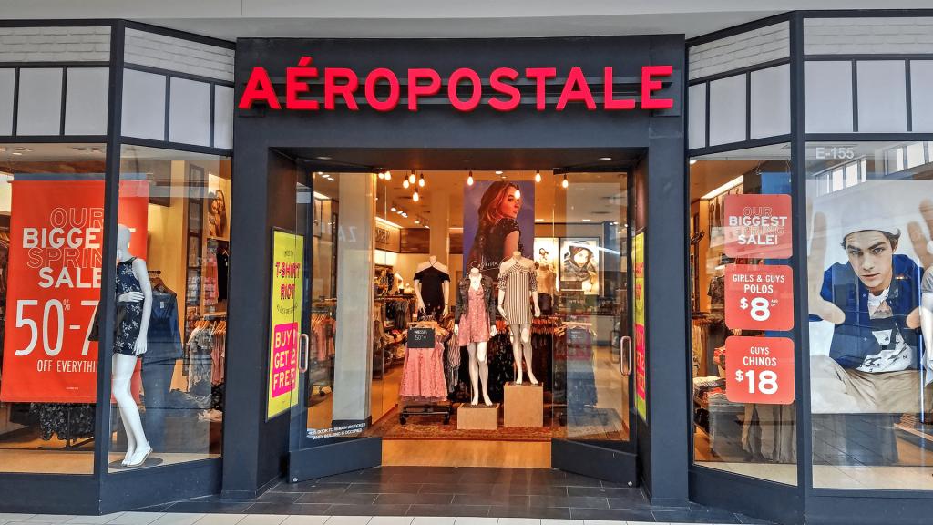 Aeropostale Featured Image