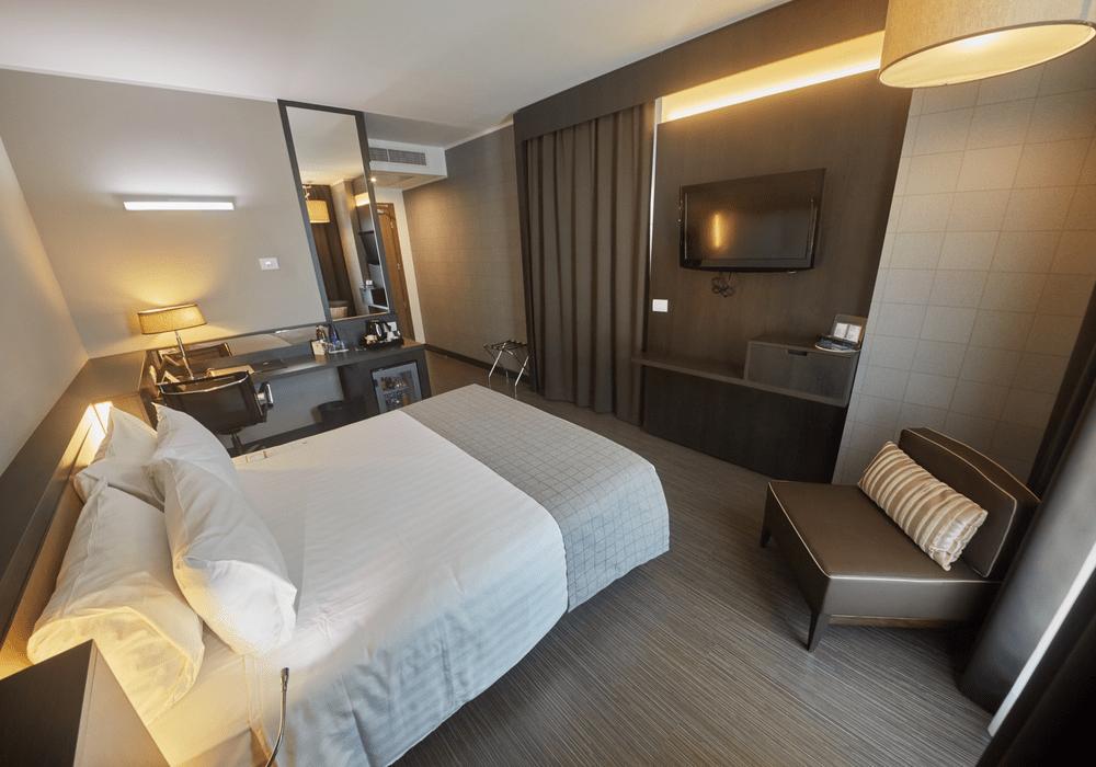 Best Western Hotel Room