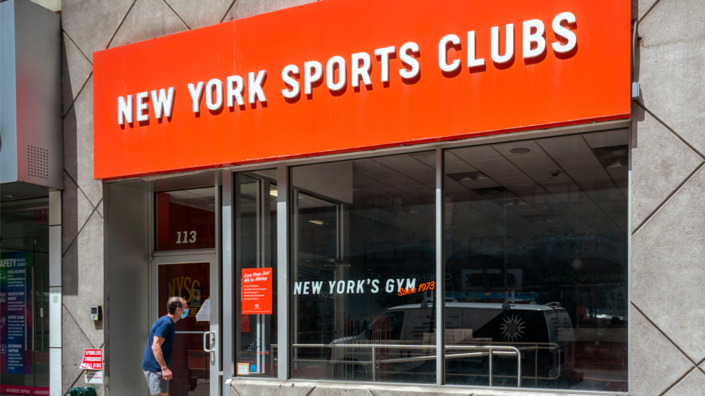 New York Sports Club Featured Image